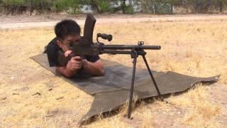 ガンシューティングインアリゾナ 九六式軽機関銃射撃ご案内 thumbnail