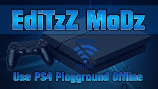 [PS4] Using PS4 Playground Offline (1.76/3.55/4.05/4.55/5.05/5.50/6.20/6.XX)