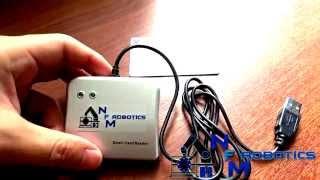 Firmar archivos Intranet PRONABEC | SMART CARD | Lector DNI Electrónico | NFM Robotics