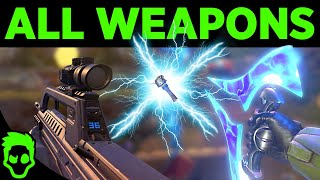 ALL HALO INFINITE WEAPONS, GRENADES, EQUIPMENT, VEHICLES