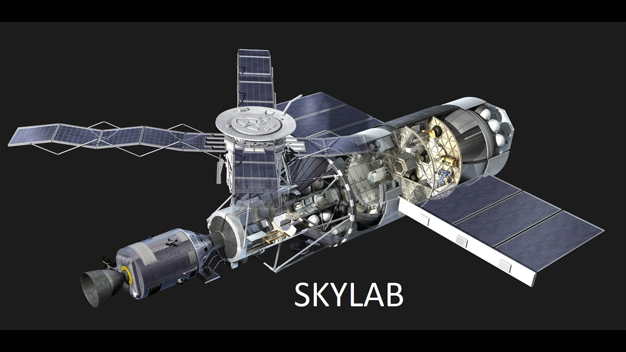 Kerbal Space Program - Skylab - YouTube