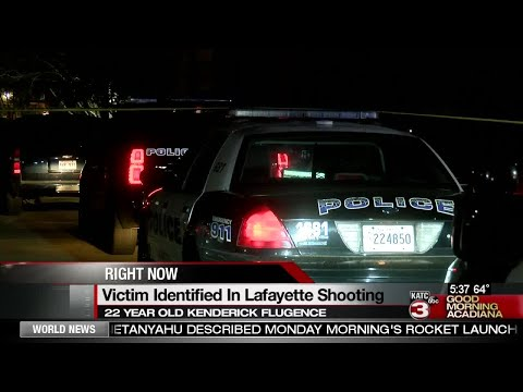 Lafayette Police identify victim of Mon Chateau shooting