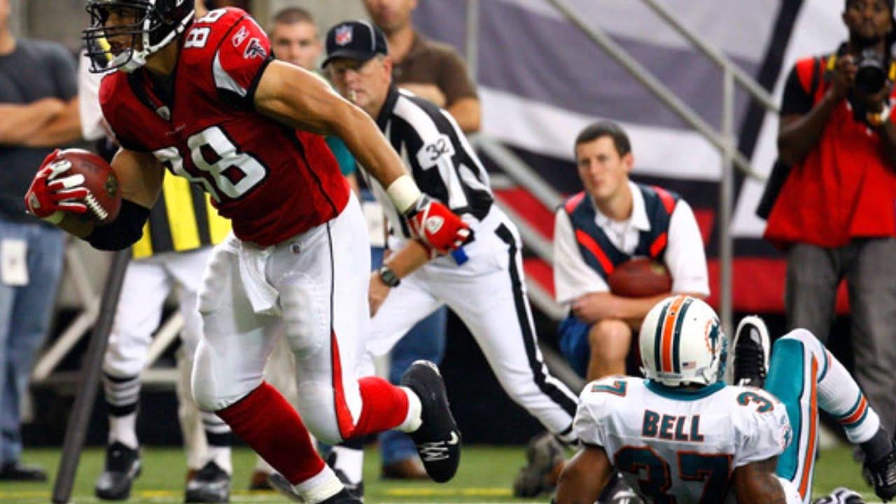 Tony Gonzalez One Handed Catch