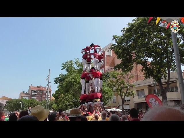 4d7a Castellers Alt Maresme @ Pineda de Mar -Festa Major-(01/09/2019)