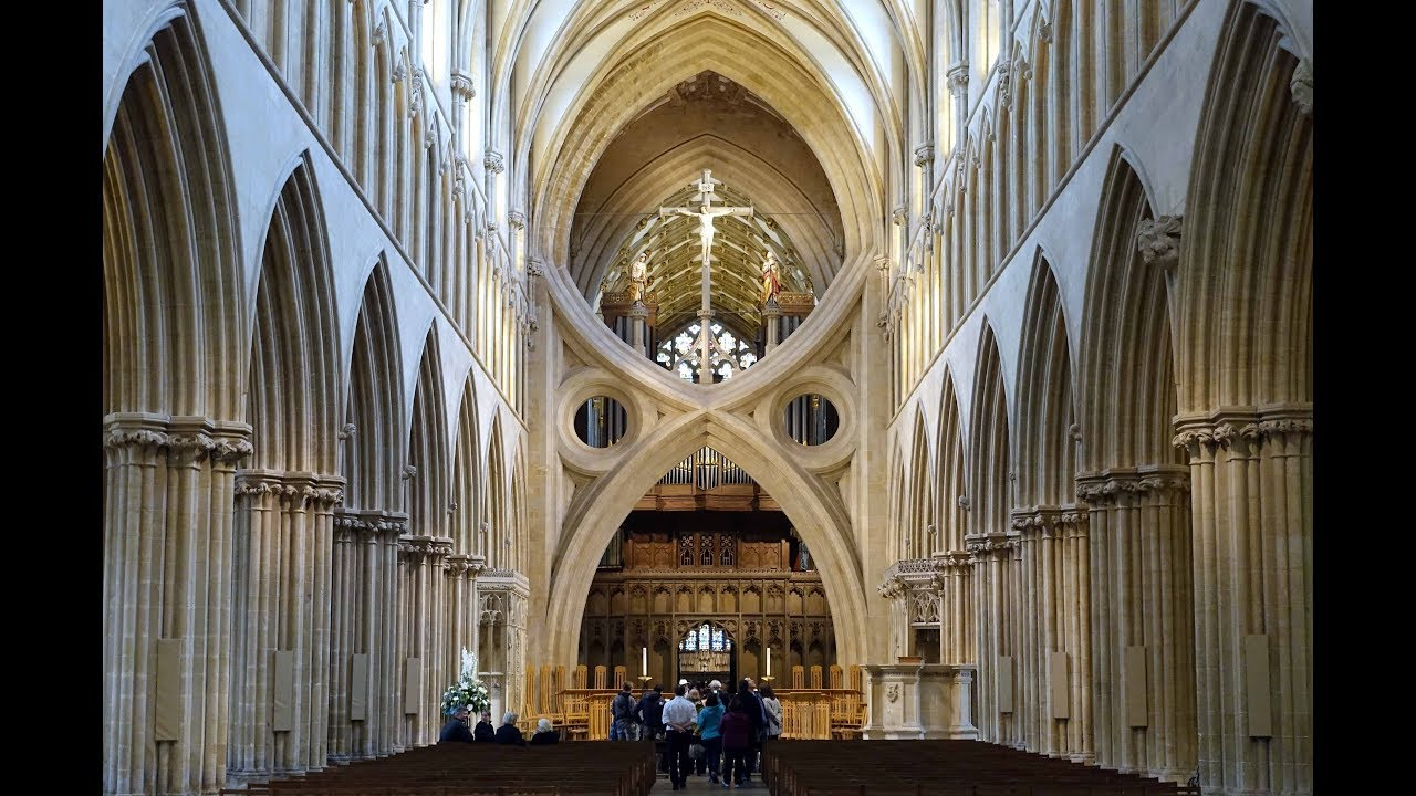 wells cathedral youtube
