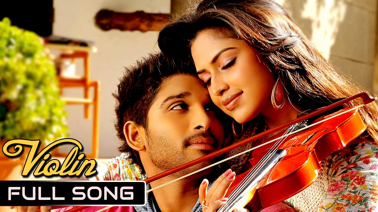 Race gurram (2014) telugu audio songs.