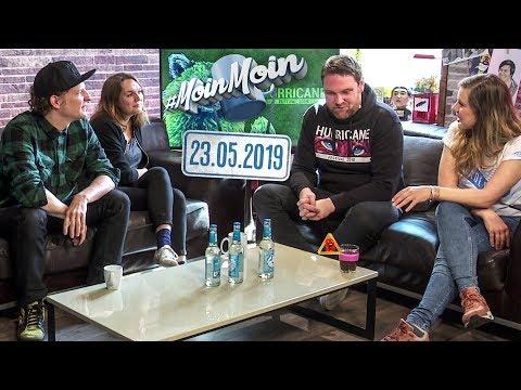 Hinter den Kulissen vom Hurricane Festival | MoinMoin mit Anja, Sina, Krogi und Stephan