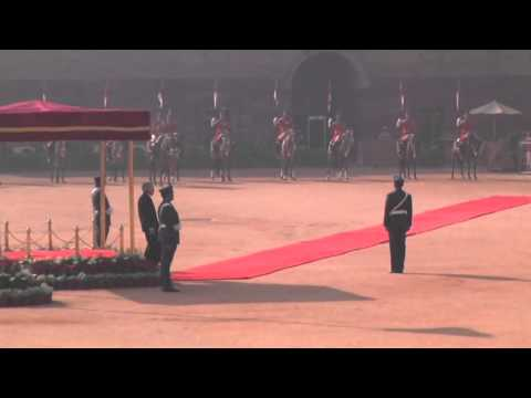 The President Receives President Xi of the People's Republic of China