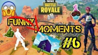 Fortnite Battle Royale Funny Moments#6