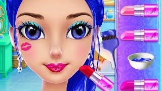 Fun Ice Princess Royal Wedding Makeup Makeover, Cake Design, Dress UP Kids & Girls Games
