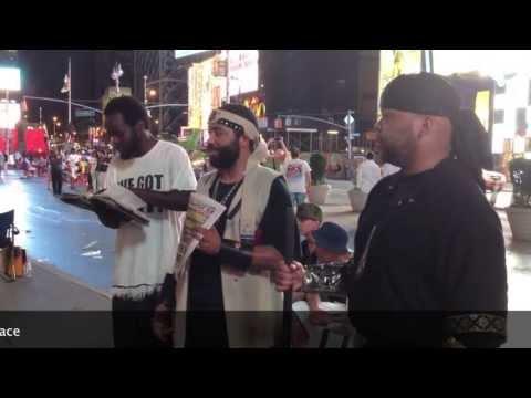 BLACK HEBREW ISRAELITES VS WHITE JEWISH MAN