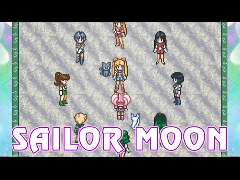 Игра Sailor Moon Another Story - #19