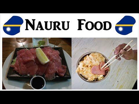 Nauru - Food