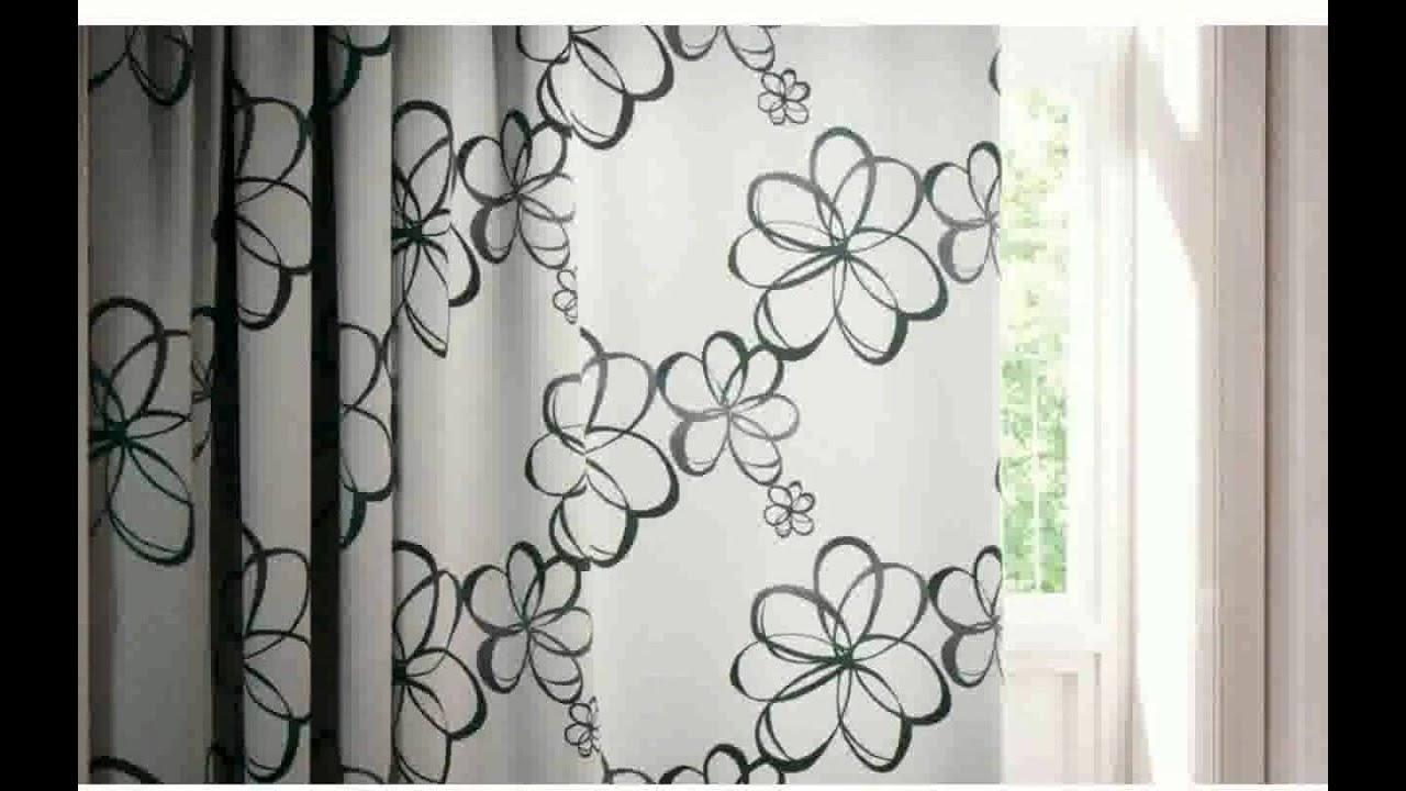 lichtundurchl ssige vorh nge inspiration youtube. Black Bedroom Furniture Sets. Home Design Ideas