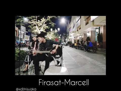 Firasat Marcell Cover by Tri suaka ft Faraesha (Jogja Nyaman)