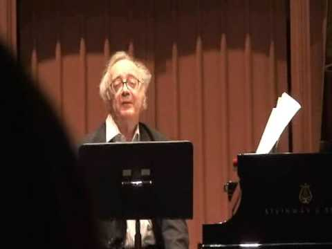 Alfred Brendel  - What Makes Music Beautiful?