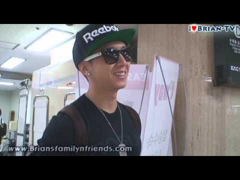 [I♥Brian-TV] 2012.08.10 Brian go to OSAKA