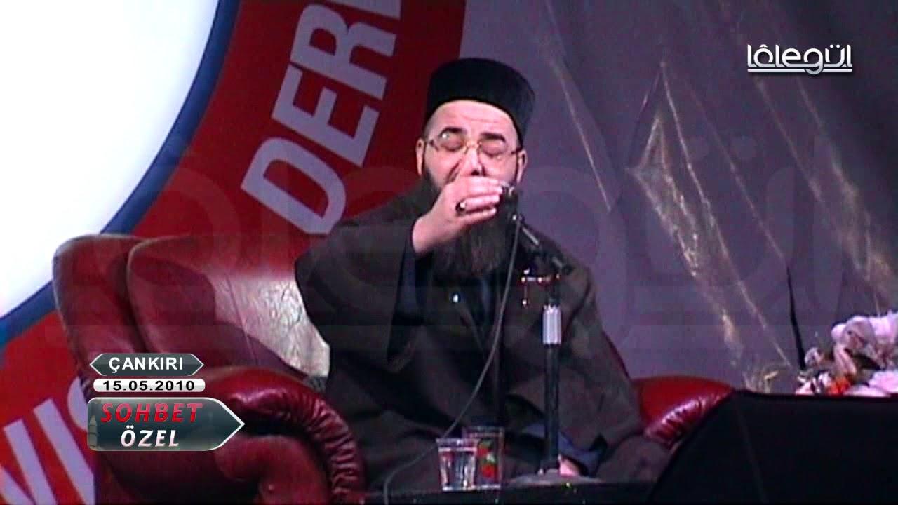 15 Mayıs 2010 Tarihli Çankırı Sohbeti - Cübbeli Ahmet Hoca Lâlegül TV