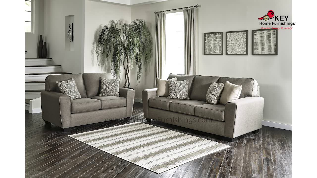 Ashley Calicho Collection 91202 Furniture Video Key Home Furnishings