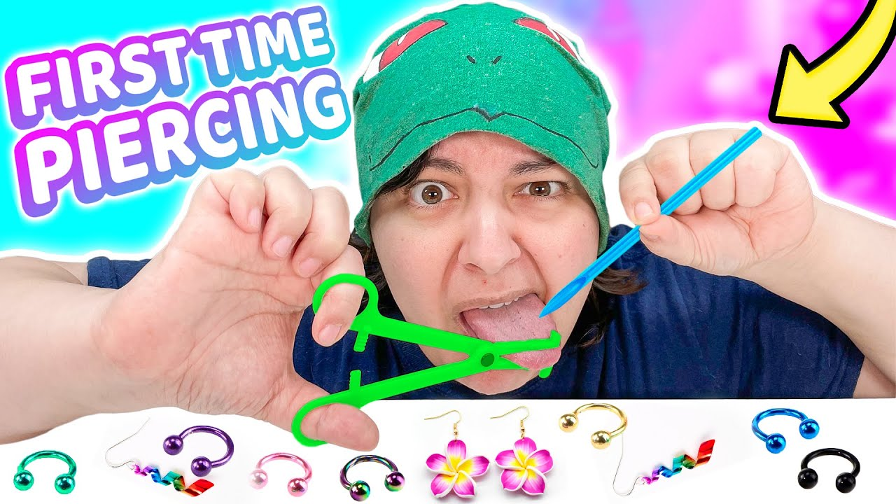 Download Piercing For The First Time With Cheap Amazon Supplies
