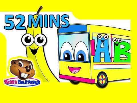"""""""Nursery School DVD"""" - 52 Minutes, Little Baby Nursery Rhymes, Teach Toddler Kids Learning Songs"""
