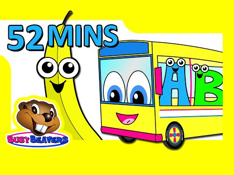 """Nursery School DVD"" - 52 Minutes, Little Baby Nursery Rhymes, Teach Toddler Kids Learning Songs"