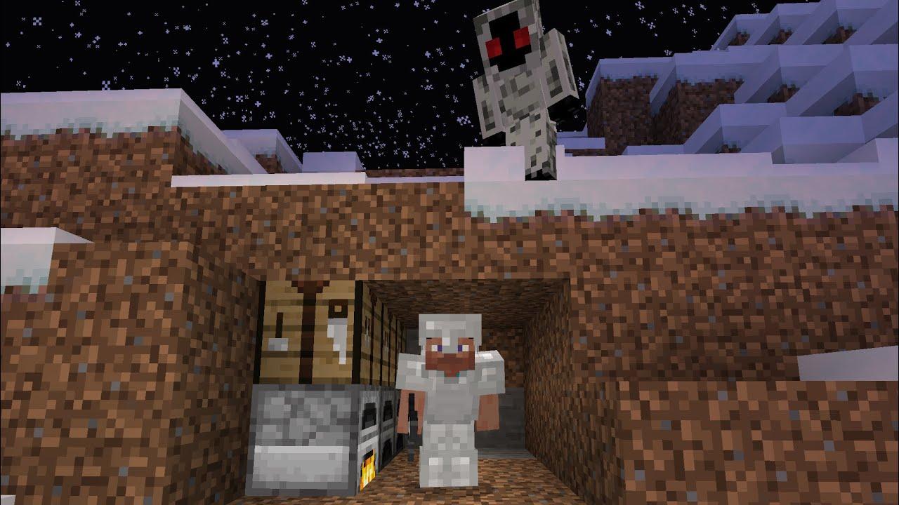 Minecraft Speedrunner VS. ENTITY 303