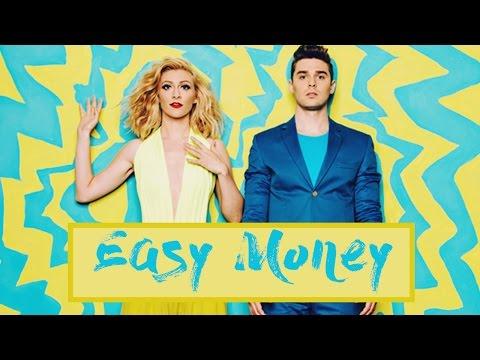 Karmin - Easy Money (LYRICS)