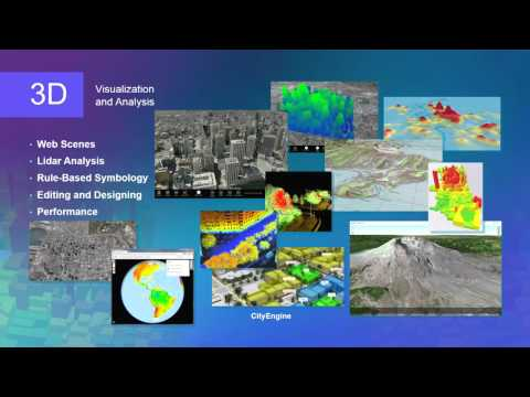 ArcGIS Pro for oil & gas (2015 Esri Petroleum User Group in Houston)