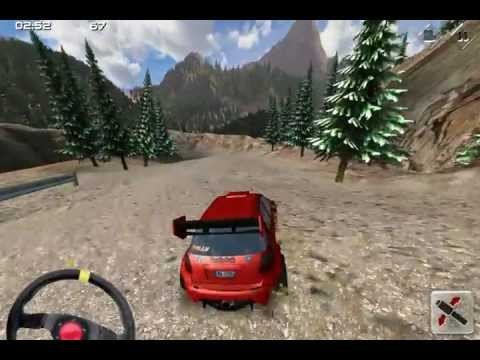 Devil's Peak Rally iOS Promo