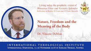 ITI International Symposium - Dr. Vincent DeMeo (9/16)