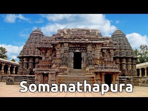 Somanathapura Chennakesava Temple, Mysore