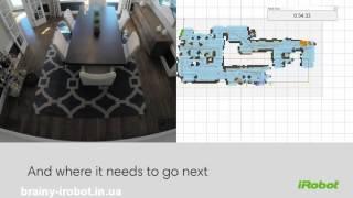 Тест iRobot Roomba 980(Сайт интернет-магазина: http://www.brainy-irobot.in.ua/ Достаточно оставить заявку по этой ссылке и мы свяжемся с Вами..., 2015-11-06T15:19:31.000Z)