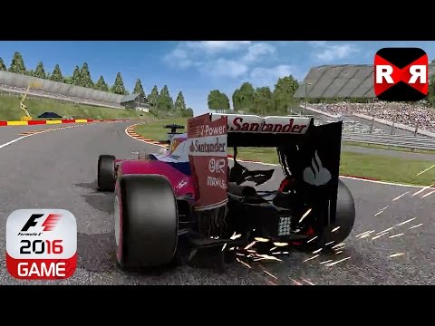 F1 2016 - SPA Circuit - iOS / Android - Gameplay Video