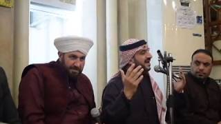 المنشد د.محمد العزاوي ـالمجد يشرق من ثلاث مطالع