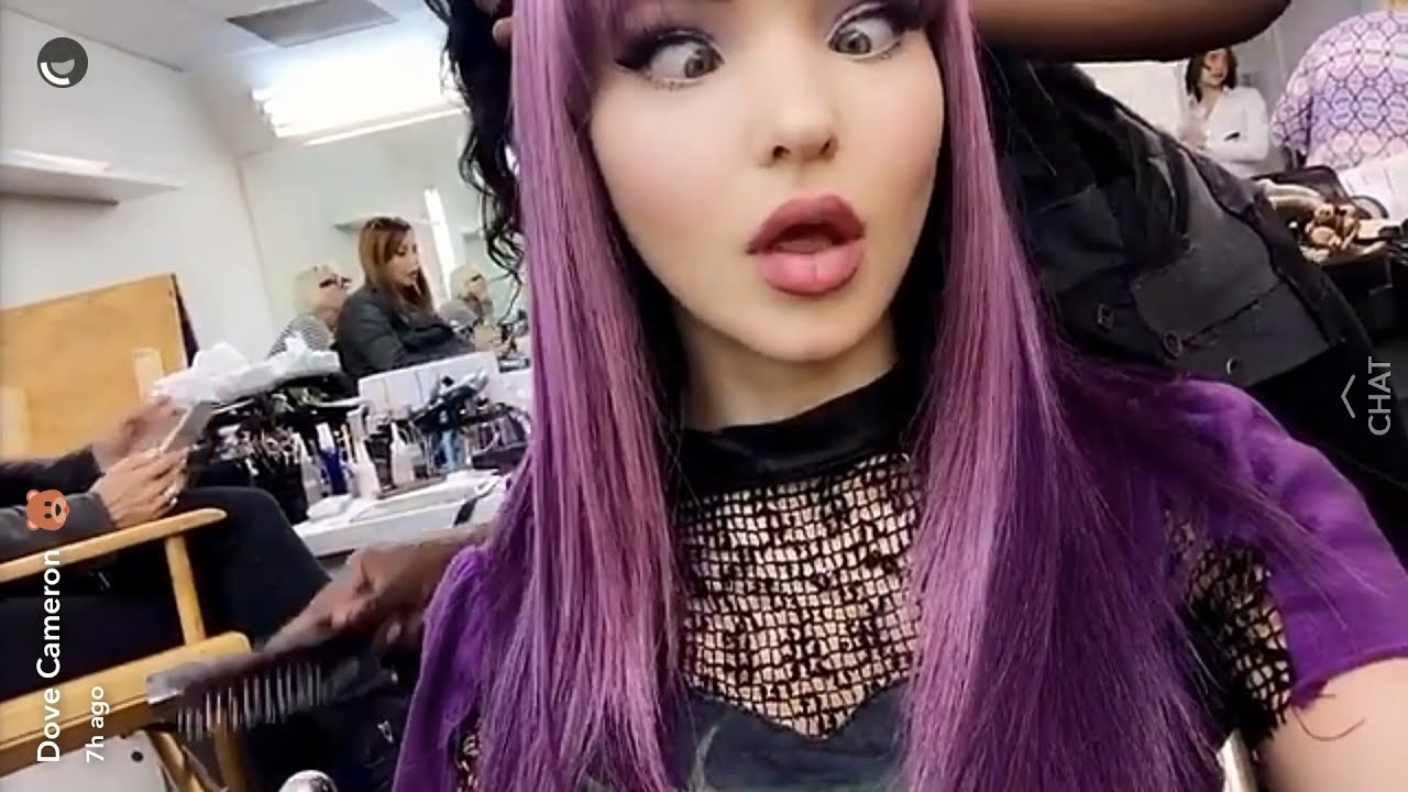 dove cameron moments gay