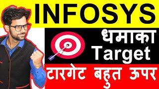 À¤ª À¤¸ À¤¤ À¤¬à¤¨ À¤— Infosys Share Target Infosys Share Price Forecast Youtube
