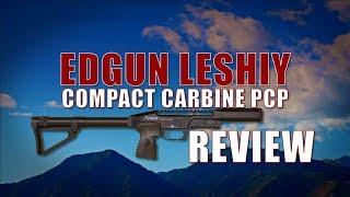 The Edgun Leshiy Review | Utah Airguns