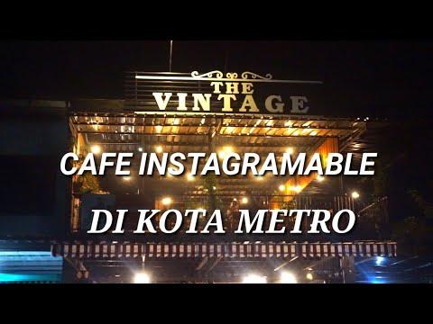 vintage-cafe-|-cafe-instagramable-yang-terkenal-di-kota-metro😍😍😍