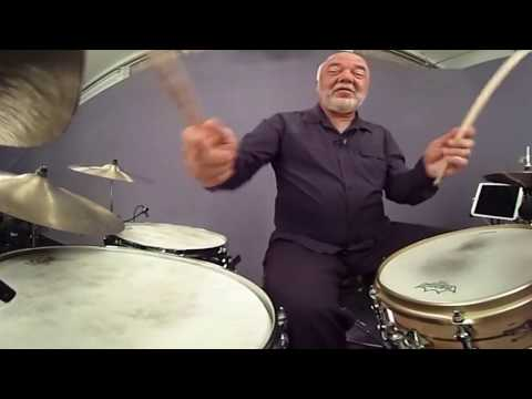 Jazz Drumming with Peter Erskine: 360 Degree View