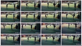 Занятия хореографией гимнасток-художниц(, 2014-03-02T15:09:56.000Z)