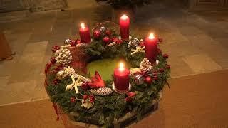 4. Digitale Adventskerze der Region Torgau vom 20.12.2020 aus Belgern
