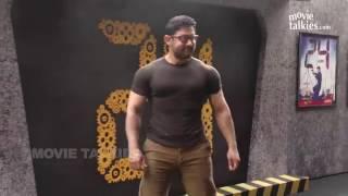 Aamir Khan New LOOK For Dangal