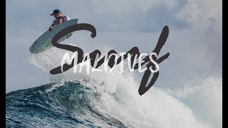 Surfing The Maldives May 2018 With The Perfect Wave