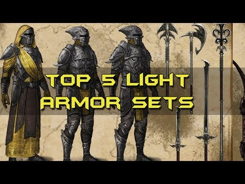 Eso Sorcerer Light Or Medium Armor