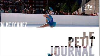 Le petit journal du 19 août 2020 - Challenge Cécile Narcy - Gala de patinage