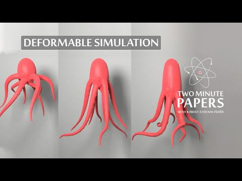 Deformable Simulations…Running In Real Time!