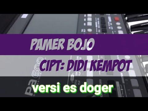 """dangdut-campursari-koplo-""""pamer-bojo"""".versi-karaoke-full-lirik-cover-keyboard-korg-pa600."""