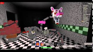 ROBLOX: Five Nights at Freddys 2: The Mangle