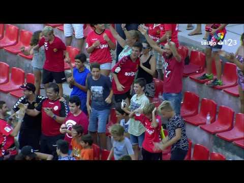 Highlights Gimnàstic de Tarragona vs Levante UD (1-1)
